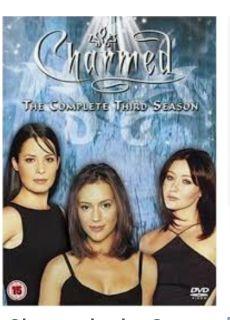 CHARMED DVD SEASON 3