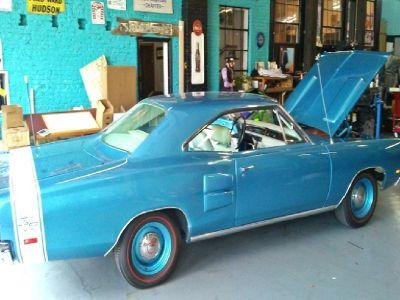 1969 Dodge Coronet R/T-Very Rare