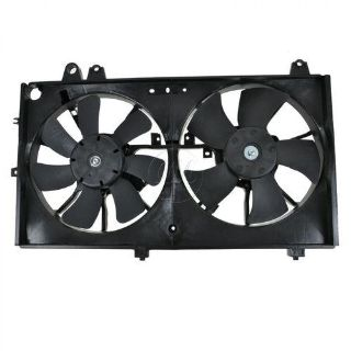 Sell 04-08 Mazda RX-8 RX8 Radiator Cooling Fan Motor Blade & Shroud Assembly NEW motorcycle in Gardner, Kansas, US, for US $272.35