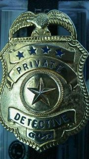 Private detective services