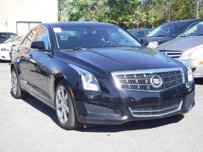 2014 Cadillac ATS 2.5L Luxury 4dr Sedan