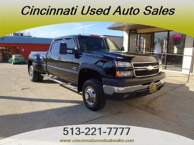 2006 Chevrolet Silverado 3500 Work Truck (Black)