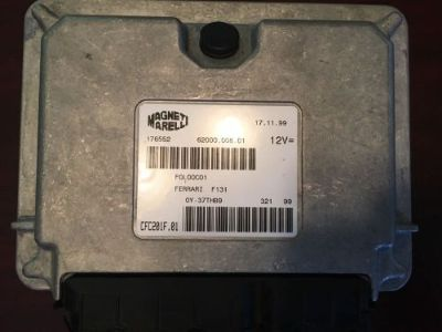 Buy Ferrari 360 F1 Gearbox ECU PART17111776552 motorcycle in Darien, Illinois, United States, for US $800.00