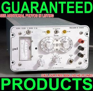 Buy USMADE POWER DESIGNS 2020B PRECISION VARIABLE DC VOLTAGE CALIBRATOR POWER SUPPLY motorcycle in Van Nuys, California, United States, for US $389.00