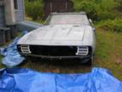 1969 Chevrolet Camaro Pace Car Z11 Project