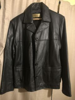 Woman s leather jacket