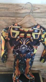 TRANSFORMER COSTUME...AGES 5 & UP...PPU