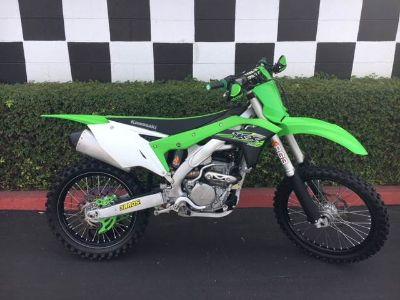 2017 Kawasaki KX250F Motocross Motorcycles Costa Mesa, CA