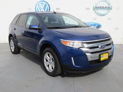 2014 Ford Edge SEL (Blue)