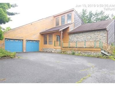 4 Bed 3 Bath Foreclosure Property in Sellersville, PA 18960 - Ridge Rd