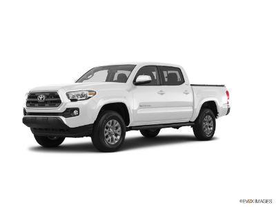 2018 Toyota Tacoma TRD SPRT 4X4 DBL CAB (Super White)