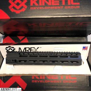 For Sale: New KDG MREX-AR 12 Modular M-LOK RAIL