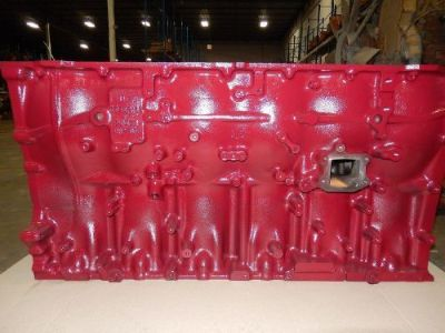 Sell Mack MP8 Cylinder Block 1002080 motorcycle in Lansing, Illinois, United States, for US $1,500.00