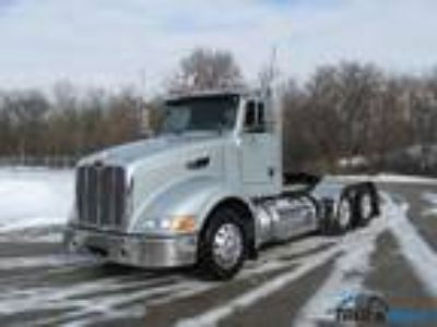 Used 2012 Peterbilt 386 for sale.