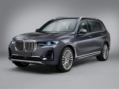 2019 BMW X7 xDrive50i (Phytonic Blue Metallic)