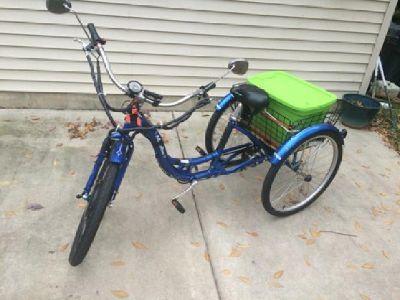 Schwinn Electric Powered Trike
