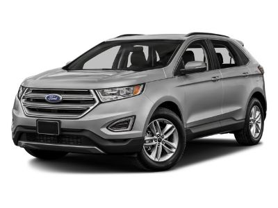 2018 Ford Edge SEL (Not Given)