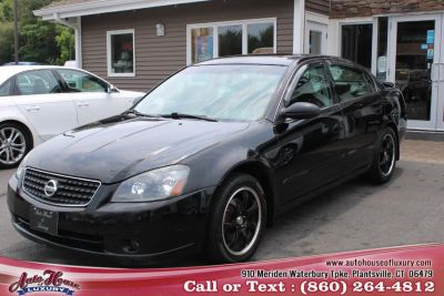 2006 Nissan Altima 3.5 SE (Super Black)