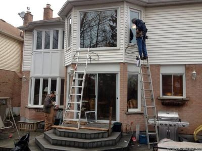 FREE Estimates for Vinyl Replacement Windows