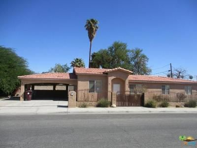 4 Bed 1 Bath Foreclosure Property in Coachella, CA 92236 - 1st St