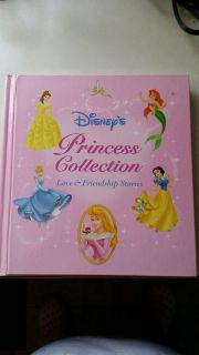 Disney's Princess Collection & The Magic of Disney story book Collection