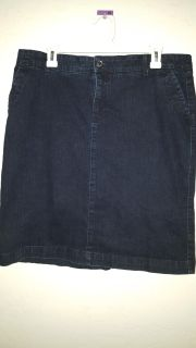 Sonoma life and style denim pencil skirt size 16