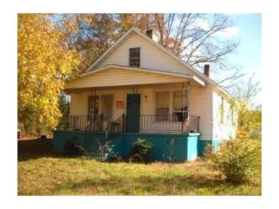 3 Bed 1 Bath Foreclosure Property in Piedmont, SC 29673 - Patterson St