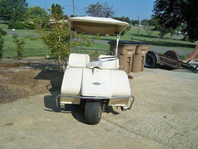 1965 HD Golf Cart