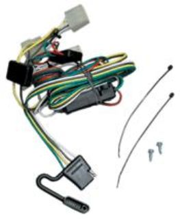 Buy Trailer Hitch Wiring Tow Harness For Toyota Tacoma 1995 1996 1997 1998 1999 motorcycle in Springfield, Ohio, US, for US $40.00