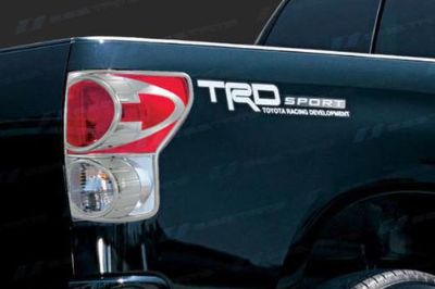 Find SES Trims TI-TL-137 Toyota Tundra Taillight Bezels Covers Chrome Ring Trim ABS motorcycle in Bowie, Maryland, US, for US $104.00