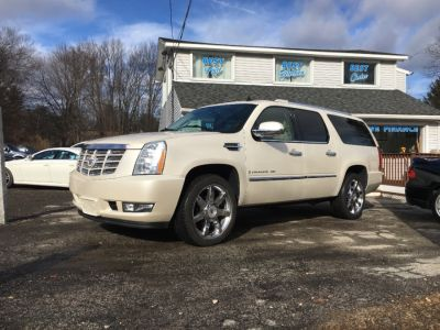 2009 Cadillac Escalade ESV Base (Gray)