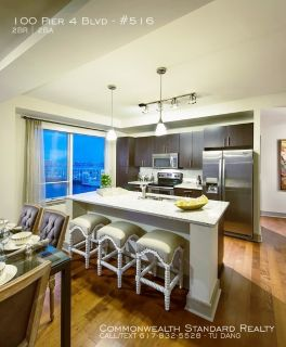 AVAILABLE 08/17!! - 2BED/2BATH IN SEAPORT DISTRICT- UPDATED APPLIANCES & PET FRIENDLY!!!
