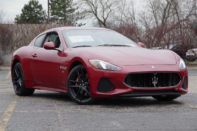 2018 Maserati GranTurismo Sport ()