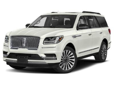 2019 Lincoln Navigator Reserve (Red)