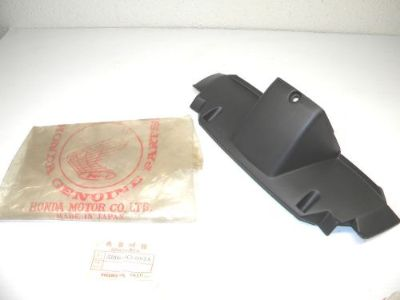 Sell Honda NOS OEM 53206-GC8-000ZA Handlebar Front Lower Cover Shroud Aero NH 80 125 motorcycle in Cantonment, Florida, United States, for US $45.00