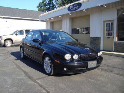 2003 Jaguar X-Type 3.0 (Black)