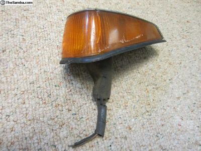 Front Turn Signal - Left Side 70-79