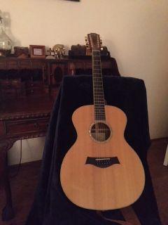 Taylor GA8 12-string guitar