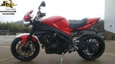 2011 Triumph Speed Triple Sport Motorcycles Tarentum, PA