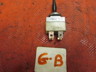 Sell MG, Austin Healey, Triumph, Original Lucas Wiper,Blower Motor Switch, 34889A, !! motorcycle in Kansas City, Missouri, United States, for US $19.99