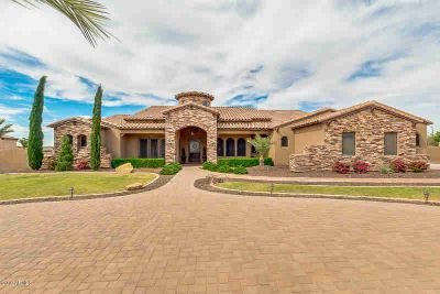6820 W HOMBRE Road Queen Creek Four BR, LIVE YOUR BEST LIFE!