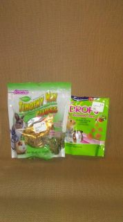 animal treats for guinea pig or rabbit