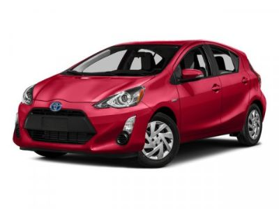 2015 Toyota Prius c One (MOONGLOW)