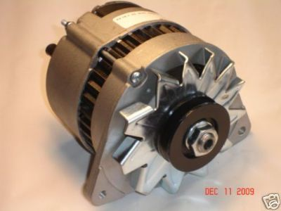 Buy Triumph TR6 TR8 TR250 SPITFIRE Alternator/Generator 100 Amp NEW Drop In motorcycle in Van Nuys, California, United States, for US $175.00