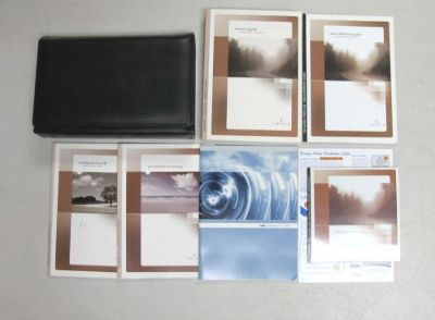 Find 2005 Lincoln Town Car Owner's Manual Book Set + Wallet motorcycle in Ontario, California, United States, for US $45.00