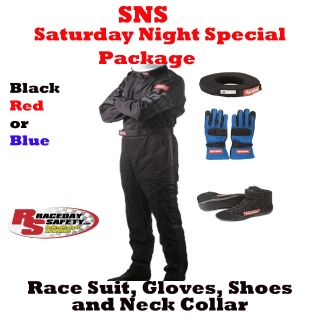 The SNS (Saturday Night Special) Safety Gear Package