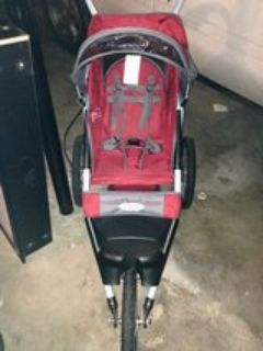 like new jogging stroller