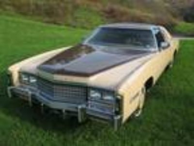 1978 Cadillac Eldorado Biarritz SE