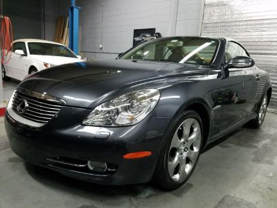 2008 Lexus SC 430 Base (Grey)