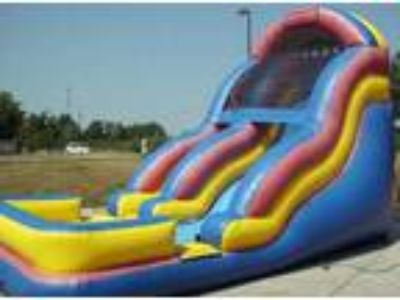 18' High Wild Wet Ride Water Slide For Rent Atlanta GA for Rent